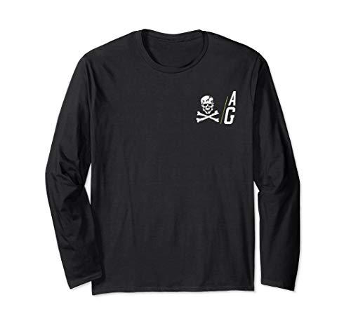 Jolly Rogers VFA-103 Tailflash Naval Aviation Long Sleeve T-Shirt ()