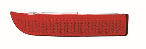 Avensis 2009-2015 Estate Red Rear Reflector N//S Passenger Left