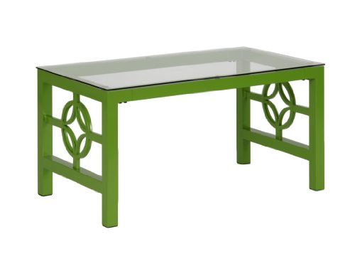 Cheap Modern Medallion Metal Living Room Table- Cocktail Table (Coffee Table) / End Table