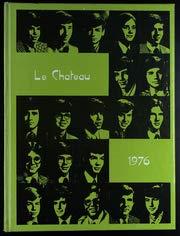 1976 Chateau - (Custom Reprint) Yearbook: 1976 St Basils Preparatory School - Chateau Yearbook (Stamford, CT)