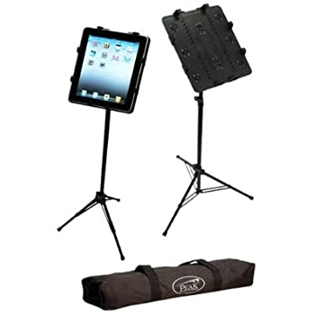 peak music stands spc 22 tripod ipad stand musical instruments. Black Bedroom Furniture Sets. Home Design Ideas