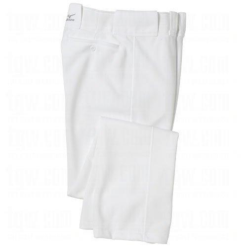 Mizuno Player Premier Adult (Mizuno Premier Pro Pant (White, XX-Large))