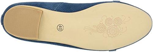 Conti Donna Denim jeans Andrea 3003423 Ballerine OYnCvYWdq