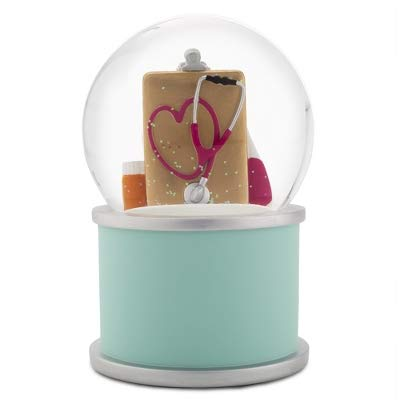 Things Remembered Personalized Nurse Snow Globe with Engraving Included by Things Remembered