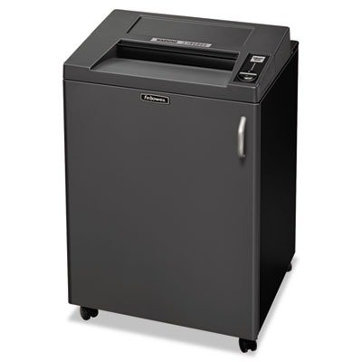 Fellowes Quiet Fortishred 3850C Continuous-Duty Cross-Cut Shredder, TAA Compliant (4617801)