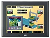 HG4G-CJT22MF-B Operator Interface Touchscreen 12.1 inch TFT 65K Color USB A & mini-B Ethernet Port Black Bezel 24VDC Video Input, Compatible with Allen Bradley, Mits and many more plcs