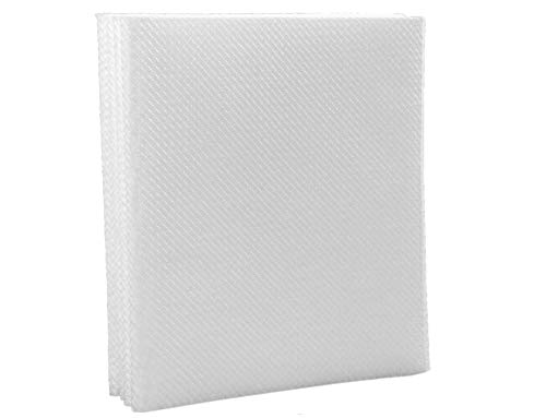 LifeSupplyUSA 4 Pack Replacement Post-Filter Sleeves Filters for IQAir GC Series Air Cleaner Purifiers, 102 50 10 00