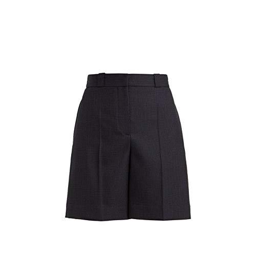 快いインタネットを見る想像力(バーバリー) Burberry レディース ボトムス?パンツ ショートパンツ Pin-dot tailored wool shorts [並行輸入品]