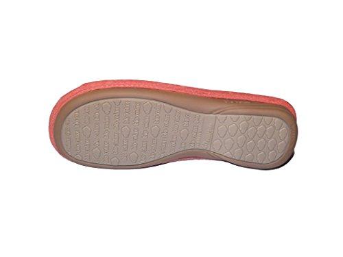 Ouvert 2018 Printemps Femme Chaussures Talon Corail Bout Pantoufles Couleurs Lilas Corail cm Aguamar DE 41 Biorelax 3 à Mod Eté Tailles 35 Rizo gwqXxAnn7f