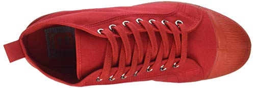 Stella 0310 Bensimon Sneaker Donna Rouge Rosso Colorsol dc4qOyYOTH