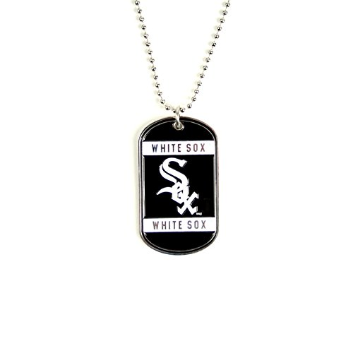 Siskiyou MLB Chicago White Sox Dog Tag Necklace ()