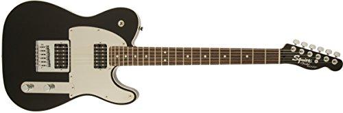 - Squier by Fender J5 Signature Series Telecaster Electric Guitar - Laurel Fingerboard - Black