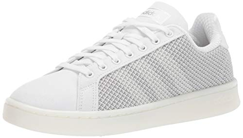 adidas Women's Grand Court, White/Grey, 10 M US