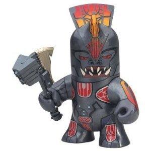 Halo 3 McFarlane Toys Odd Pod Stylized Figure Brute Chieftain (Gravity Hammer) (Halo Odd Pods)