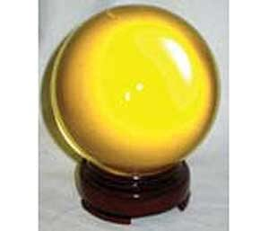 Golden Crystal Ball 50mm