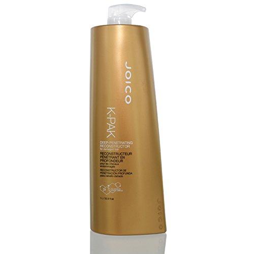 Joico K-PAK Deep Penetrating Reconstructor for damaged hair 33.8 ounce