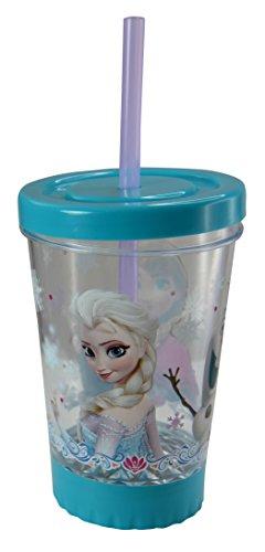 Disney Frozen Light Tumbler Straw
