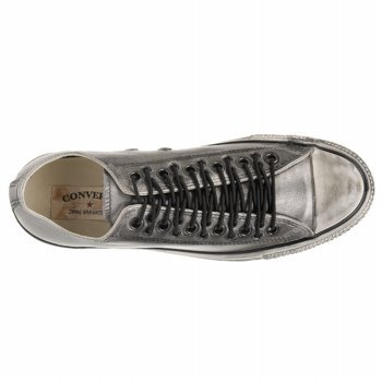Converse - Fashion / Mode - John Varvatos Lo Silver - Argent