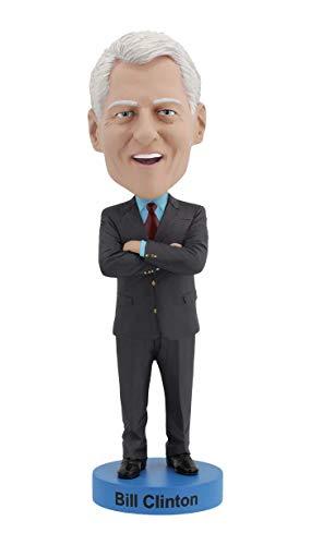 Clinton Case Bill (Royal Bobbles Bill Clinton Bobblehead)