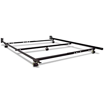 this item restmore 46 low profile bed frame fullqueen size