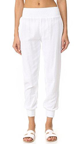 MIKOH Women's Kahuku Pants, Foam, 3