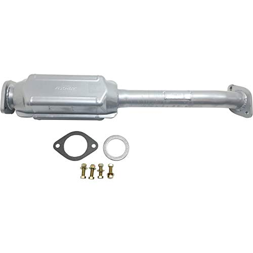 - Evan Fischer REPN960346 Catalytic Converter for Rear Driver Side Left Hand for Nissan