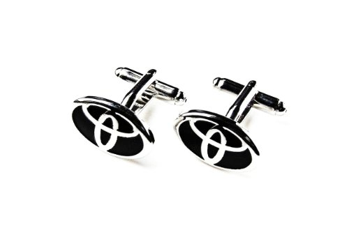 toyota-cufflinks-fathers-day-valentines-gift-gift-box-included