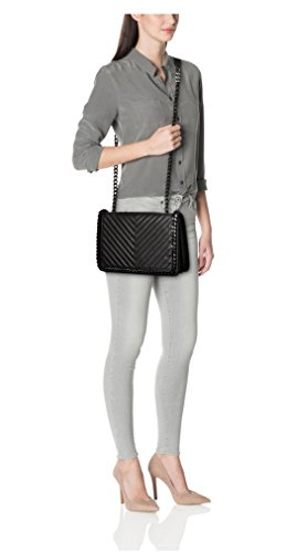 5a963ac19a2 Additional Images  Description  Small structured quilted cross body with  chain ...