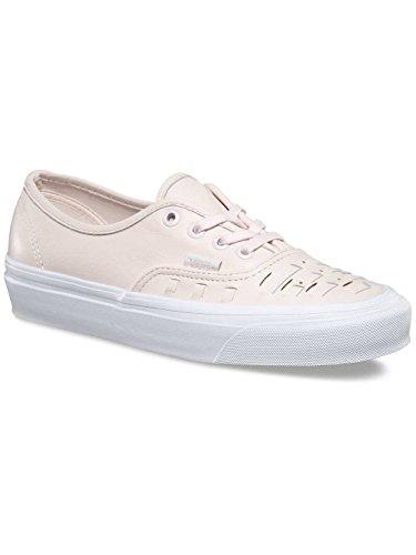 Vans Unisex Authentic Weave Leather Skate Shoes-Delicacy-6.5-Women/5-Men by Vans