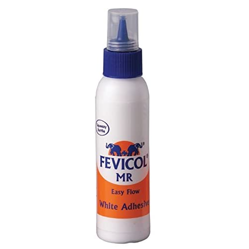 Fevicol Mr Glue Resin White Adhesive Squeezy Bottle Free Shipping