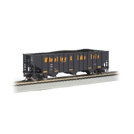 Bethleham Steel 100-Ton Three-Bay Hopper Wheeling & Lake Erie #606 - HO Scale