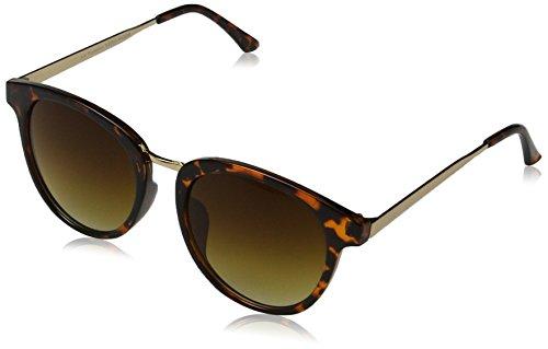 Femme 1 Vero Soleil Black Multicolore Vmlove Lunettes Sunglasses Moda Noos Coffee De style Aop x6qO4xw