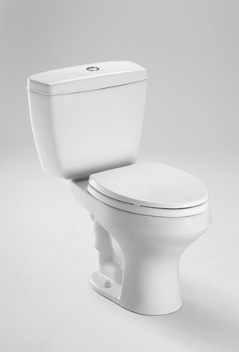 Toto CST406MF#12 Toto Plumbing (Green Two Piece Elongated Toilet)