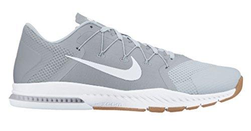 Nike Mens Zoom Train Complete Training Shoe Wolf Grey / W...