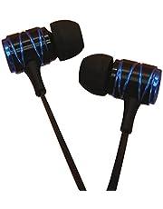 Hörlurskåpor 4,5 mm In -Ear Bowl Type Silikon hörlurar Öronlock Mjuka hörlurar Skal Silikon öronproppar Headset lock - svart M