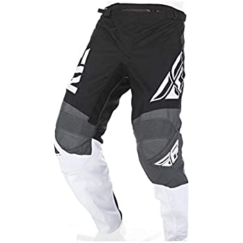 Fly Racing F-16 Pants 30 Black//Hi Viz 371-93930