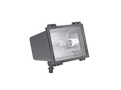 Hubbell Outdoor Lighting F-100H1 100-Watt Pulse Start Metal Halide Facade Floodlight