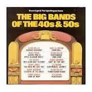 Spasm Seasonal Wrap Introduction price The Big Bands of the 50's 40's