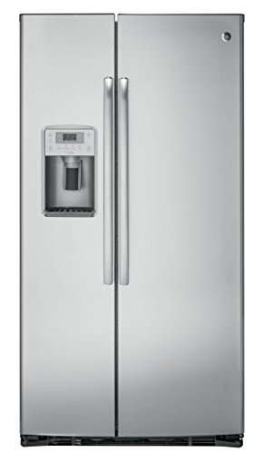 GE PZS22MSKSS Side Counter Depth Refrigerator