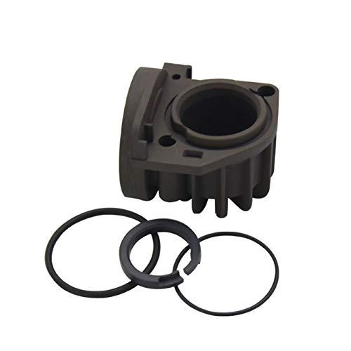 AIRSUSFAT Air Suspension Compressor Pump Cylinder Head Piston O Rings For XJ8 XJ6 Audi A6 C5 A8 D3 Mercedes W220 W211 4Z7616007 - Head Mercedes Cylinder
