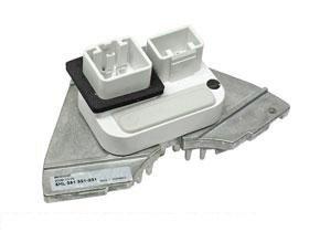 Volvo (99-11) Blower Motor Resistor BEHR - Blower Controller Relay