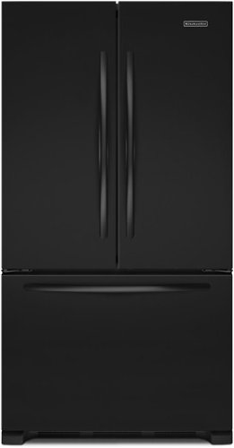 KitchenAid Architect KFCO22EVBL Counter Depth Refrigerator