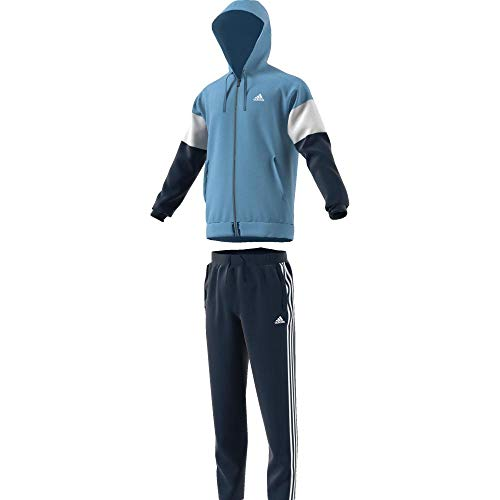 Mvp Mts Maruni Uomo Blanco Co bianco M azucen Blu Tuta Adidas q5z6wg5t