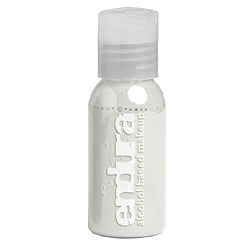 Endura Alcohol Based Airbrush Ink - White (1 (Airbrush Body Art Halloween)