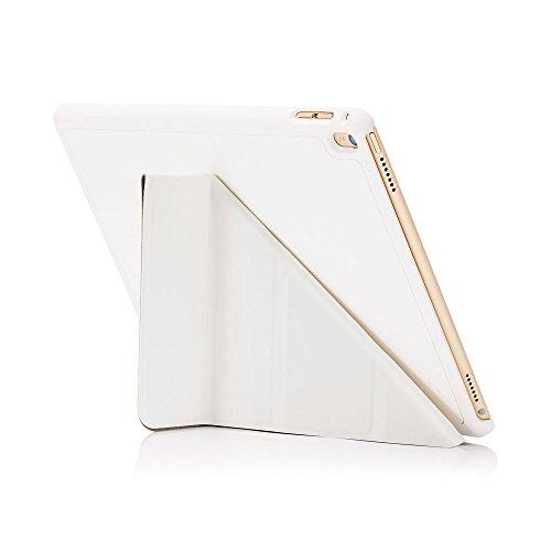 Pipetto iPad Pro 9.7 Case - Origami Smart Cover - White (...