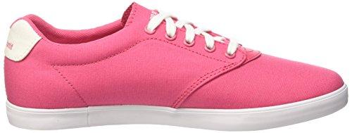 Le Coq Sportif Lamarina Cvs - Zapatillas de deporte Mujer Rosa - Rose (Honeysuckle)
