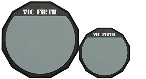 Vic Firth Single Sided, 12 (Pad Practice Single Sided)