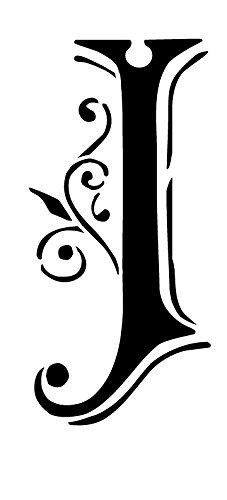 Ornate Monogram - 9