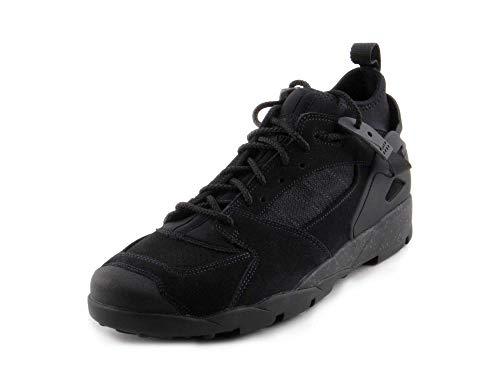 - Nike Mens Air Revaderchi Black/Anthracite Black Suede Size 11