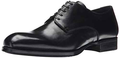 Att Starta New York Mens Buchanan Oxford Parmadoc Svart